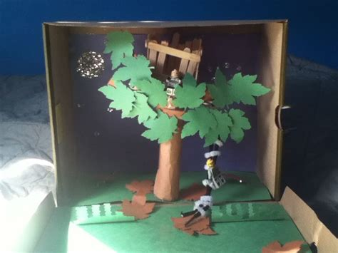 treehouse kid and craft magic tree house project school projects