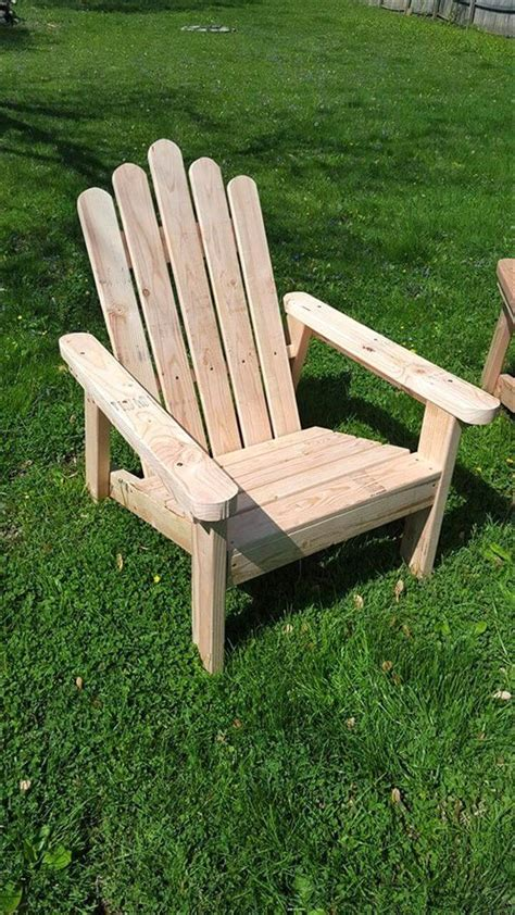 What Is An Adirondack Chair by Recycled Pallet Adirondack Chairs
