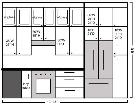 depth of kitchen cabinets standard depth of kitchen cabinets door design outline