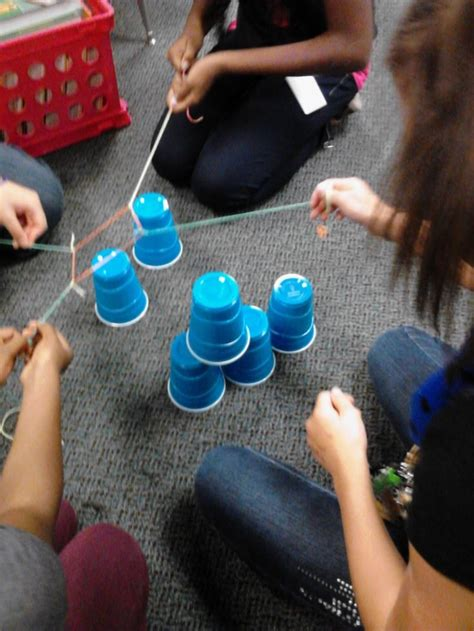 rubber sting projects 1000 ideas about middle school stem on