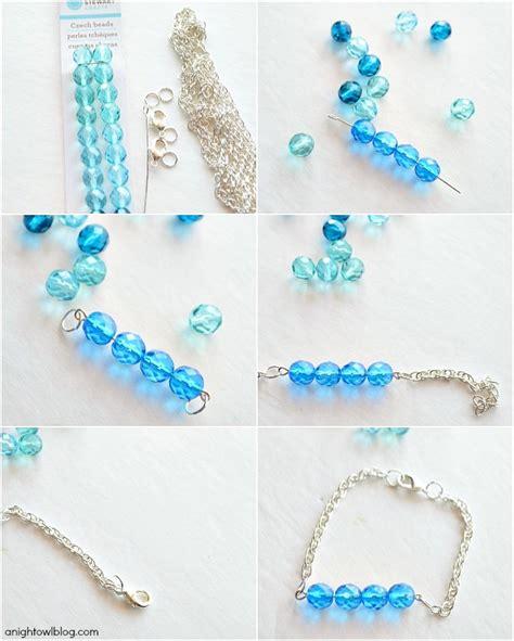 diy jewelry diy jewelry with martha stewart crafts a owl
