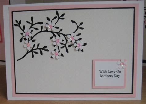 how to make handmade mothers day cards handmade mothers day card a5 handmade mothers day card