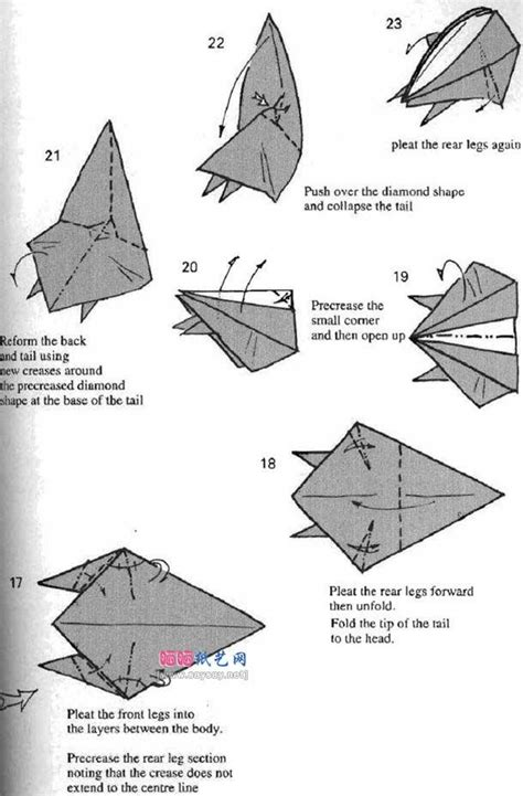 origami squirrel diagram 17 best images about projects paper on