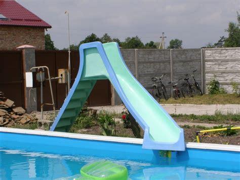 backyard pool slides backyard pool water slides pool design ideas