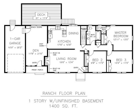 free home plan superb draw house plans free 6 draw house plans