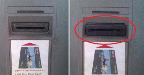 how to make a card skimmer warn of credit card skimmers on gas pumps in
