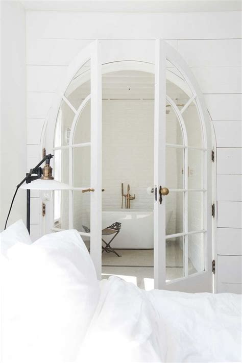 white bedroom interior design 33 stylish interior glass doors ideas to rock digsdigs