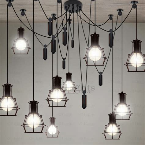 lighting pendants kitchen 10 light country style industrial kitchen lighting pendants