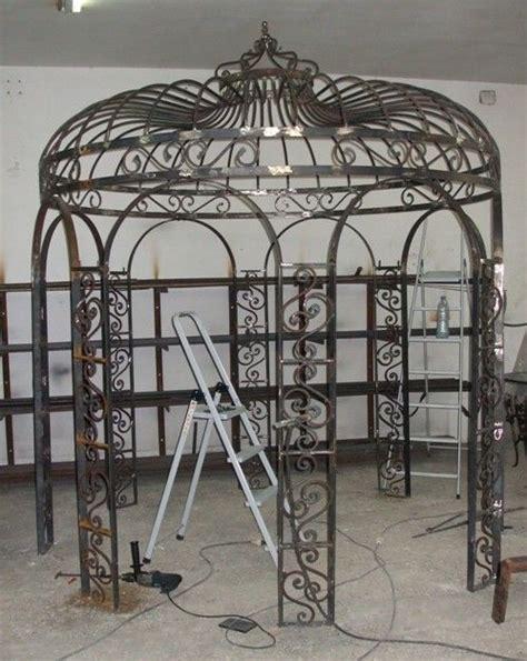 gloriette ancienne tonnelle ancienne en fer forg 233 marquise et pergola vente de mat 233 riaux