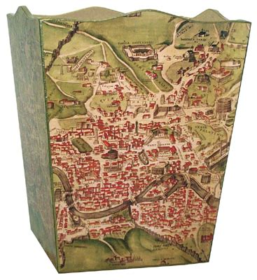 map decoupage wb1482 rome antique map decoupage marye kelley wastepaper
