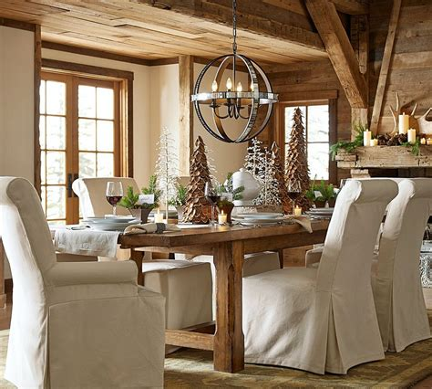 pottery barn dining room simple beautiful dining table decoration ideas pottery