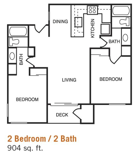 two bed two bath floor plans 2 bed 2 bath house plans 100 images 36sixty floor
