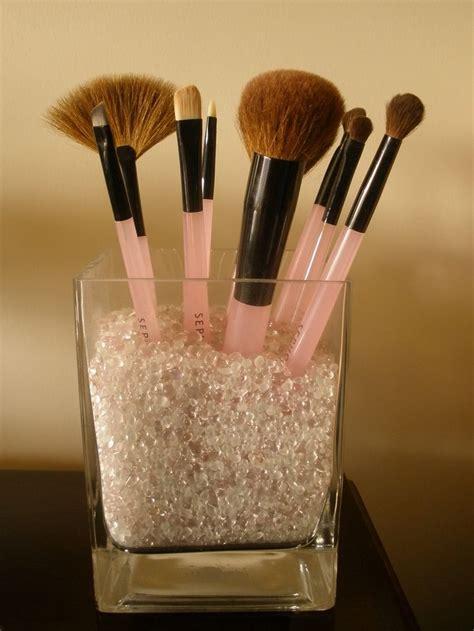 makeup brush holder make up brush holder diy organize