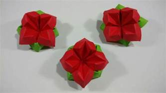 a4 paper origami flower origami best easy origami flower ideas on origami flowers