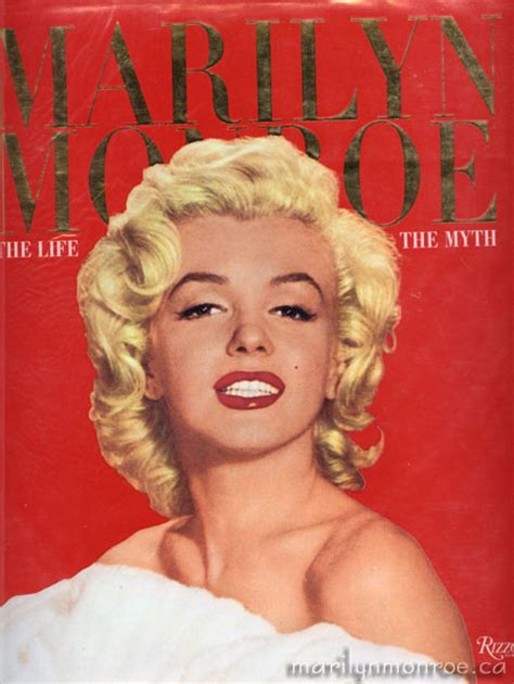 marilyn picture book marilyn the the myth