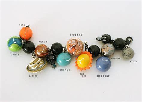 planet bead 25 best polymer clay bracelet ideas on rock