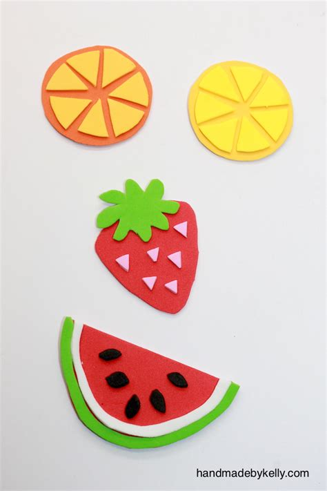 fruit crafts for hello wonderful 12 and colorful fruit crafts