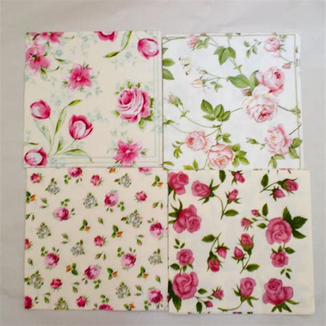 how to use decoupage paper decoromana paper napkins for decoupage also known as a