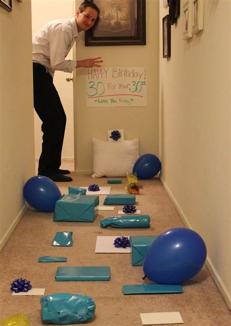 husband gift 25 best ideas about 30th birthday presents on