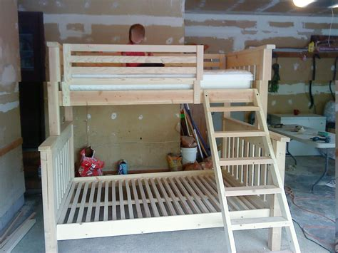 how to make built in bunk beds 25 diy bunk beds with plans guide patterns