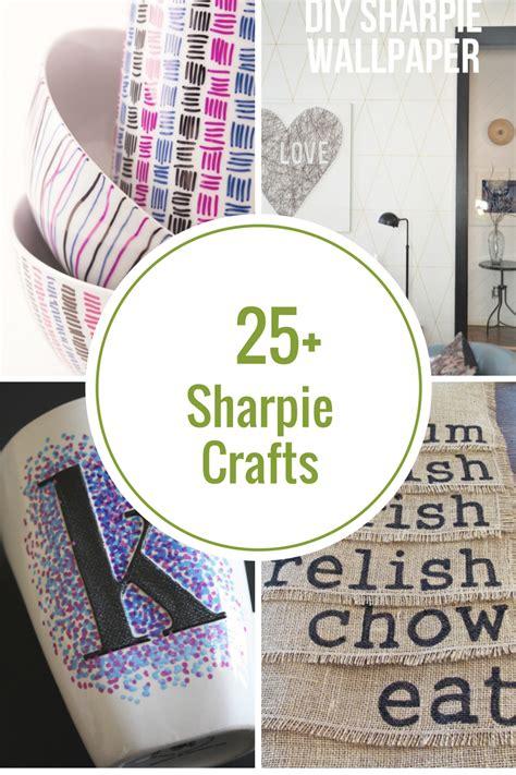 crafts sharpie 25 sharpie diy craft ideas sharpie projects