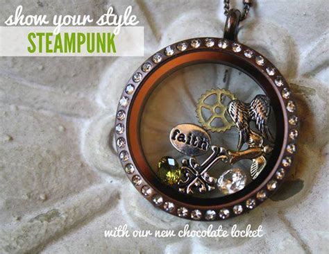 chocolate locket origami owl memory keepers origami owl living lockets bren yule