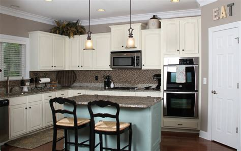 Chalk Paint Kitchen Cabinets Images Home Design By