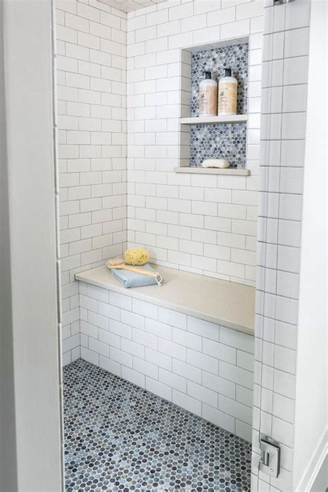 Black And White Tile Bathroom Ideas 36 trendy penny tiles ideas for bathrooms digsdigs