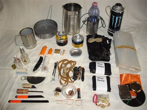 kits to make building a free survival kit