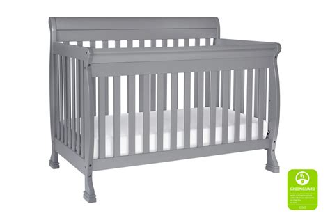 grey convertible crib davinci kalani convertible crib grey n cribs