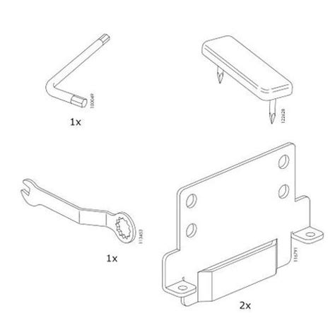 ikea bed frame parts ikea malm bed frame high bed replacement parts