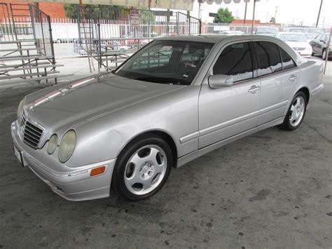 2001 Mercedes E430 by 2001 Mercedes E430 4matic For Sale
