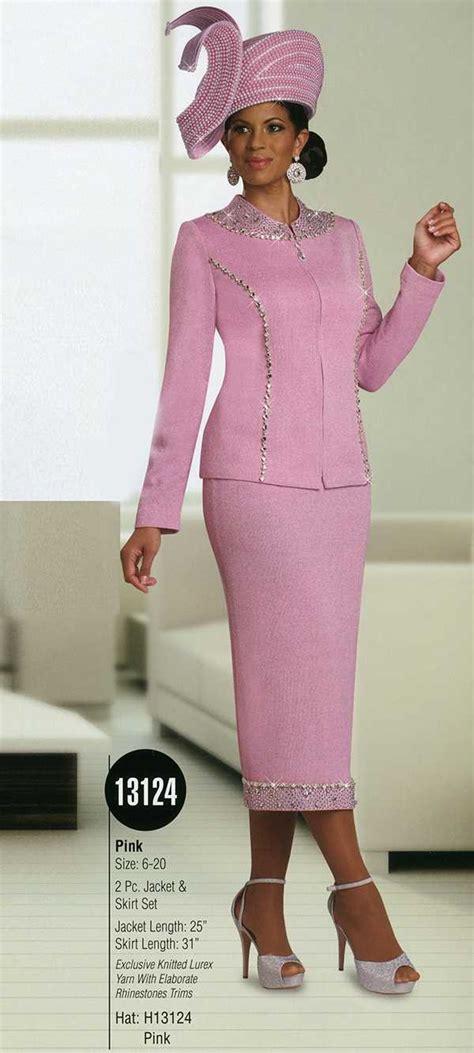 donna vinci knits womens knit church suit by donna vinci 13124