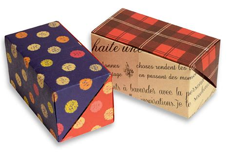 origami club box origami club