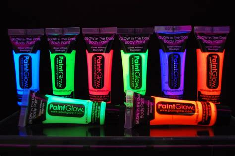 glow in the paint usa paint glow 10ml 34oz glow in the and paint