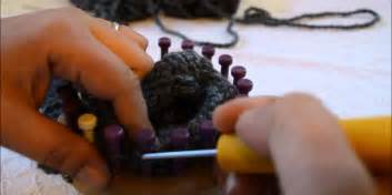 binding knitting loom basic bind for loom knit items in the wacky