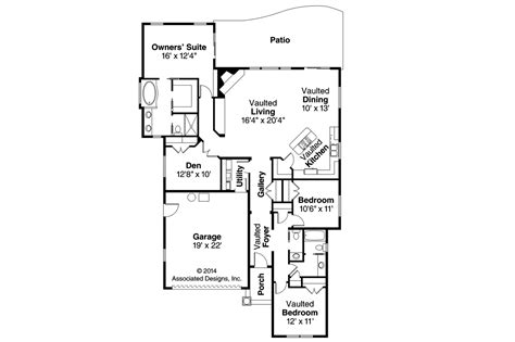european floor plans european house plans sedona 30 568 associated designs