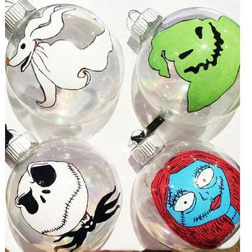nightmare before ornament shop nightmare before ornaments on wanelo
