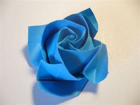 origami roses easy origami in bloom