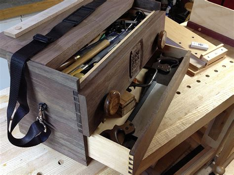woodworkers tool box woodworking tool box plans free