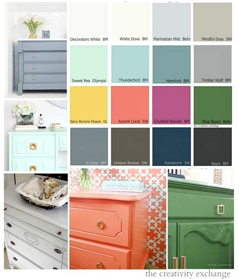 colors to paint bedroom furniture 16 of the best paint colors for painting furniture