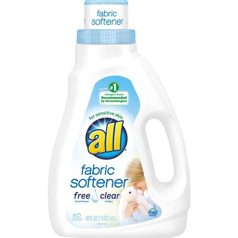 fabric softener all fabric softener only 1 99 coupon karma