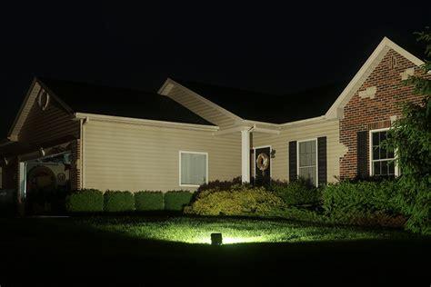 landscape lighting flood vs spot spotlights vs floodlights what s the difference bright leds