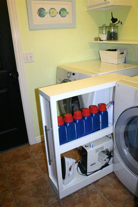 laundry room detergent storage 9 clever space saving storage solutions that you ll want