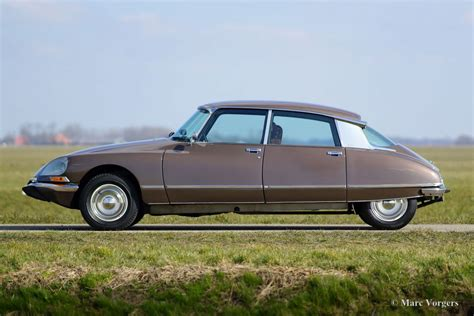 Citroen Ds 23 by Citro 235 N Ds 23 Pallas 1973 Welcome To Classicargarage