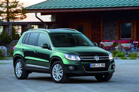 Volkswagen Usa by Volkswagen Studying Tiguan Suv Production In America