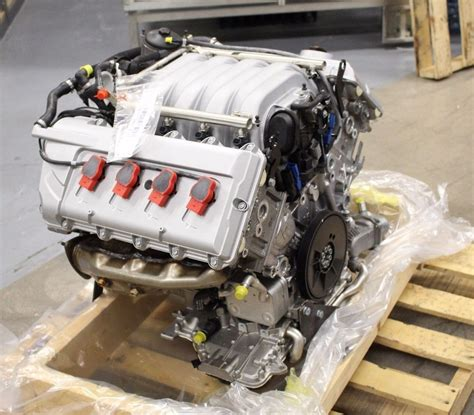 Audi V8 Engine new oem audi s4 complete engine block 4 2 40v v8 bhf