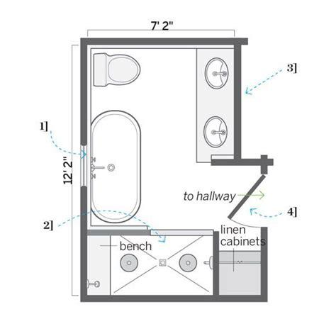 best bathroom floor plans best 25 small bathroom floor plans ideas on