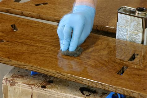woodworking finishing techniques authentic stickley finish with modern materials