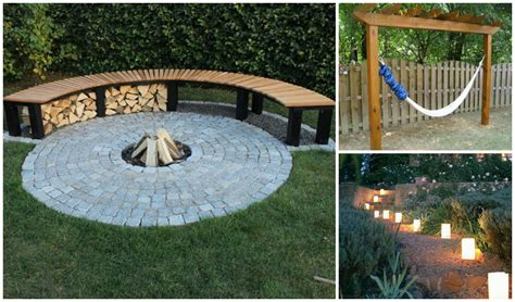 diy craft projects for the yard and garden summer time backyard diy projects you ll go for